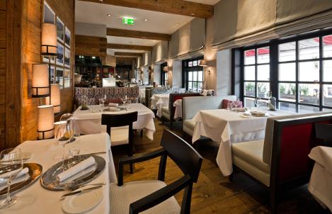 Restaurant-Tipp: Käfer-Schänke