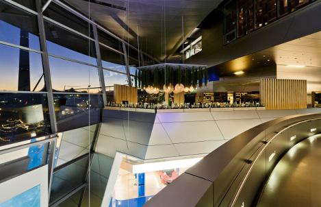 Restaurant-Tipp: Bavarie in der BMW Welt