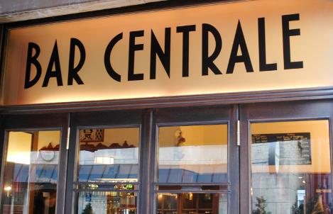Bar-Tipp: Bar Centrale